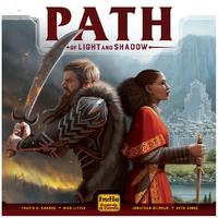Path of Light and Shadow (Board Game)