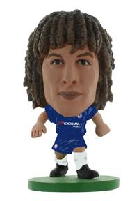 Soccerstarz - Chelsea David Luiz - Home Kit (2018 version) - Cover