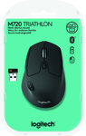 Logitech - M720 Triathlon Cordless Laser Mouse