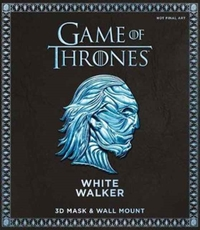 Game of Thrones Mask: White Walker (Mixed media product) - Cover