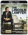 The Lincoln Lawyer (Region A - 4K Ultra HD + Blu-Ray)