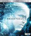 Prometheus (Region A - 4K Ultra HD + Blu-Ray)