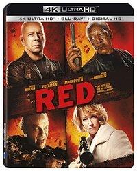 Red (Region A - 4K Ultra HD + Blu-Ray) - Cover