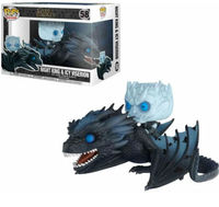 Funko Pop! Rides - Game of Thrones - Night King & Viseron Wight Pop! Rides Vinyl Figure - Cover