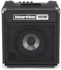 Hartke HD50 HD Series 50 watt 10 Inch HyDrive Bass Guitar Amplifier Combo