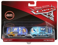 Cars 3 - Diecast Car (2-Pack)