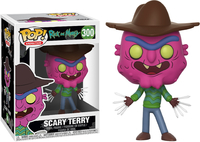 Funko POP! Television - Rick and Morty: Scary Terry Vinyl Figure - Cover