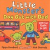 Little Monster's Day Out With Dad - Pippa Goodhart (Paperback)