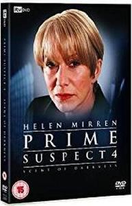 Prime Suspect 4 (DVD) - Cover