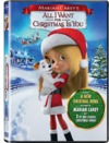 Mariah Carey: All I Want For Christmas (DVD) Cover