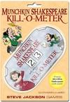 Munchkin: Shakespeare: Kill-O-Meter (Card Game)