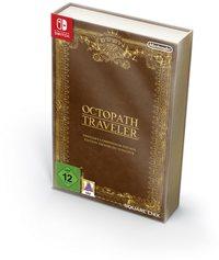 OCTOPATH TRAVELER - Collector's Edition (Nintendo Switch) - Cover