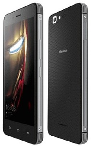 Hisense C30 Lite 4G Android 7 Smartphone - Cover