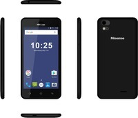 Hisense T5 LTE Android Smartphone - Cover