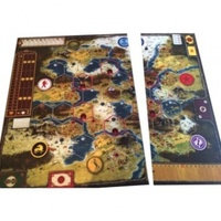 Scythe - Game Board Extension (Board Game) - Cover