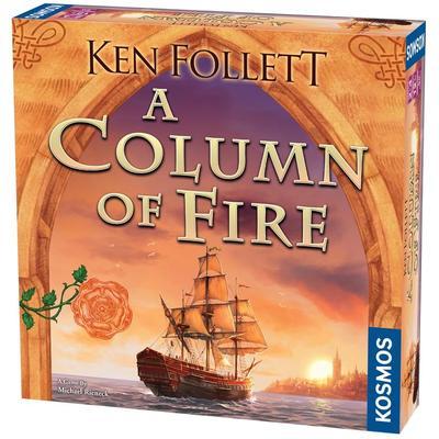 A Column of Fire (Board Game)