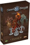 Sword & Sorcery - Onamor Hero Pack (Miniatures)