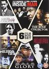 American Gangster/Inside Man/Bone Collector/Philadelphia/Glo (DVD)