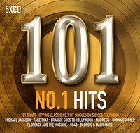Various Artists - 101 No.1 Hits (CD) - Cover