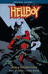 Hellboy Omnibus - Seed of Destruction - Mike Mignola (Paperback)