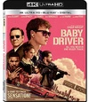 Baby Driver (Region A - 4K Ultra HD + Blu-Ray)