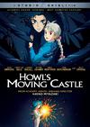 Howl's Moving Castle (Region 1 DVD)