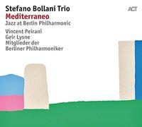 Stefano Trio Bollani - Mediterraneo (CD) - Cover