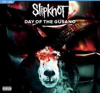 Slipknot - Day of the Gusano (CD) - Cover