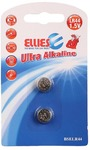 Ellies Lr44 Button Cell 2-Pack 25/Box (2 Pack)