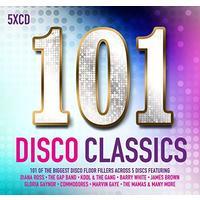 Various Artists - 101 Disco Classics (CD)