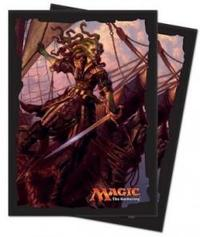 Ixalan Vraska Relic Seeker Deck Protector sleeves for Magic: The Gathering - Cover