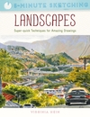 5-Minute Sketching: Landscapes - Virginia Hein (Paperback)
