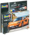 Revell - 1/24 - McLaren 570S Model Set (Plastic Model Kit)
