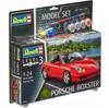 Revell - 1/24 - Porsche Boxster Model Set (Plastic Model Kit)