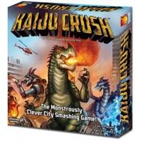 Kaiju Crush (Board Game) - Cover