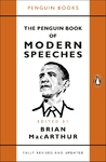 Penguin Book of Modern Speeches - Brian MacArthur (Paperback)