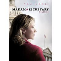 Madam Secretary - Season 3 (DVD)