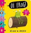Oi Frog! Jigsaw Book - Kes Gray (Board book)