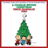 Vince Guaraldi - Charlie Brown Christmas (Vinyl) - Cover
