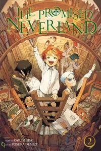 The Promised Neverland 2 - Kaiu Shirai (Paperback) - Cover