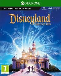 Disneyland Adventures (Xbox One) - Cover