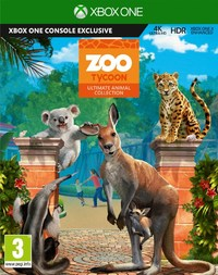 Zoo Tycoon: Ultimate Animal Collection (Xbox One) - Cover