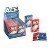 Cartamundi - Ace Bridge Linen Finish Playing cards - Blue or Red (Playing Cards)