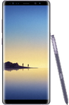 Samsung Galaxy Note8 6.3 Inch Smartphone with S Pen - 64GB Orchid Grey