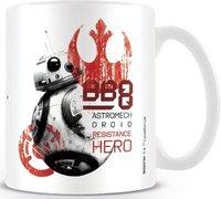 Star Wars - The Last Jedi BB-8 Resistance Hero Mug - Cover