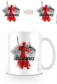 Star Wars The Last Jedi: Elite Guard Icons Mug - Cover