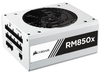 Corsair - RM850x 850W ATX Power Supply Unit - White edition