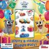 Happy Birthday, Puppy Pals! - Disney Book Group (Paperback)