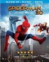 Spiderman:Homecoming 3D (Region A Blu-ray)