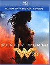 Wonder Woman 3D (Region A Blu-ray)